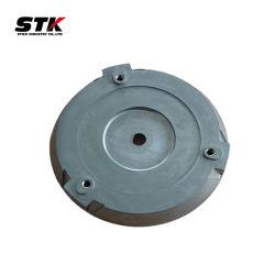 Pulido de la presión de la aleación de aluminio moldeado a presión de los componentes industriales