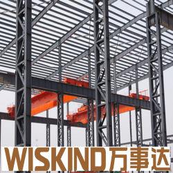 Structure en acier FM SGS bâtiment préfabriqué avec 10 % de remise