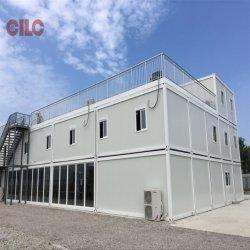 Prefabricados de acero de luz/Prefabricados/Portable la construcción de casa, Casa contenedor