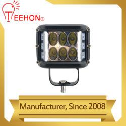 60W 주황색 흰색 LED 점멸 작업등