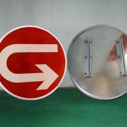 إشارات حركة ألومنيوم مخصصة لصناعة الطرق في الصين