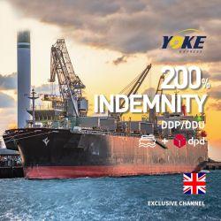 신뢰할 수 있는 배송 물류 서비스 컨테이너 해상 운송 업체 중국 - 영국 교통 수단