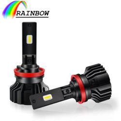 Alto globo automatico di serie LED del fascio 2200-6000lm DC9-32V H4 H7 H/lampadine professionali/faro/globale/lampade