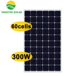 verwendete Sonnenkollektor-Zelle 300W der Garantie-25years billig für Verkauf