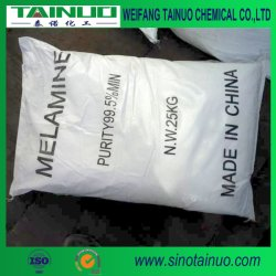 La fabbrica fornisce la melammina bianca minima 99.8% per il MDF