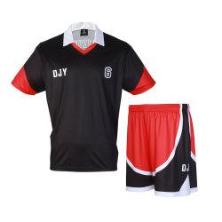 Commerce de gros Aibort Sublimation commandés privé Shirts définit le soccer (Soccer 41)