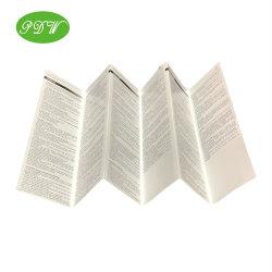 طباعة الورق كتالوج قابل للطي تشجيعي / كتيب التعليمات