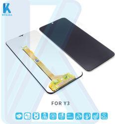 شاشة LCD تعمل باللمس شاشة اللمس الشاشة أكسسوارات الهواتف المحمولة لـ Vivo Y11