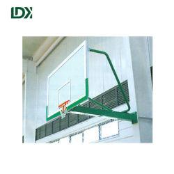 Mini insieme del cerchio di pallacanestro del sistema sospeso al soffitto dell'interno di pallacanestro