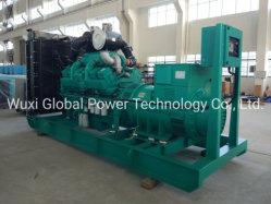 geöffnete leise Energien-Dieselgenerator-Set der Qualitäts-10kw-1250kw mit Cummins/Perkins/Isuzu/Ricardo/Weichai Motor