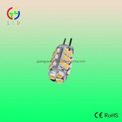 Birne Bi-Pin für Schmucksache-Schaukasten-Anzeiger, Abwechslungs-Birne LED-G4 27SMD 3528 LED-G4 für Leuchter-Licht, Steckverbindung-Birnen LED-G6.35