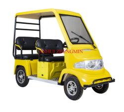 Настраиваемые производитель 4 колеса с электроприводом для взрослых мини-гольф Car 60V800W ЭЛЕКТРОДВИГАТЕЛЬ ПОСТОЯННОГО ТОКА