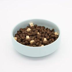卸し売りペットフード動物はグルテン自由な蛋白質のが豊富な乾燥した猫の餌を扱う