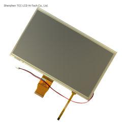 La CTP Shenzhen 1024x600 con pantalla táctil LCD de la interfaz de RGB de 50 patillas pantalla TFT de 10,1 pulgadas con RTP