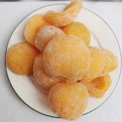 냉동 과일 노란 파각 IQF 냉동 노란 복숭아