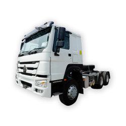 Sinotruk HOWO 6X4の大型トラックの新しく、使用されたトラクターのトラック