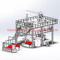 Ss Spunbond не из ткани производственного оборудования