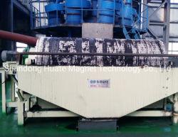 철광석 광물 농도용 습식 드럼 영구 자석 분리기 장비