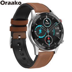Drop Versand Schnelle Lieferung Mobile Sport BT Telefon IP68 Wasserdicht Männer OEM Smartwatch Runde Anzeige Handgelenk Smart Uhren
