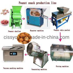 Арахисовое жарки продуктов арахис жарки машины жареный арахис производственной линии