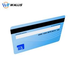 Stampa a colori PVC plastico carte regalo di ringraziamento prepagate Scheda di premio RFID per gli articoli retail con pannello di firma