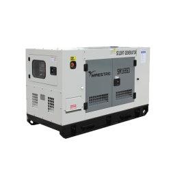 230V 400V 25kVA 30kVA 50kVA 100KW 100kVA Phase 1 ou 3 chambres insonorisées avec Cummins Super silencieux/Ricardo/FAW/Yangdong générateur diesel électrique de puissance