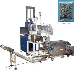Macchinario dell'imballaggio della macchina per l'imballaggio delle merci di conteggio & di visione dei fermi delle viti/granello