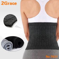 Supporto unisex dello scaldino della vita del corpo delle lane del cachemire, cinturino posteriore dello scaldino per salute