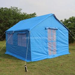 [أون] طارئ مأوى زرقاء عسكريّة كارثة مأوى راحة خيمة