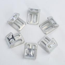 Clip del chiodo del fermaglio di Matel del Quattro-Foro (con plastica)