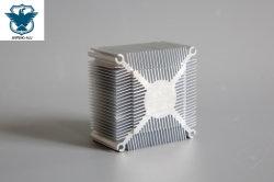 Dissipatore di calore alluminio profilato estruso in alluminio