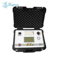 Medidor de alta tensão AC VLF de 0,1 Hz para teste de cabos