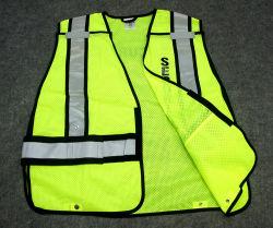 공장 고품질 가시 도로 교통 반사형 보호 안전 베스트