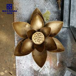 Scultura su ordinazione dell'opera d'arte del metallo dell'acciaio inossidabile di alta qualità