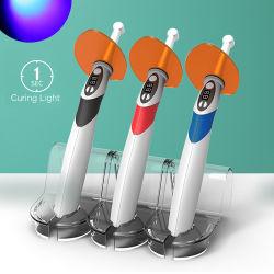 Lampe de Wood Pecker Cure capacité unitaire de la machine 2200 LED UV lumière durcissement dentaire