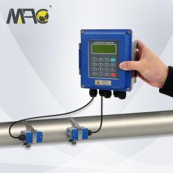 低コスト超音波流量計ポータブル超音波水センサ 高品質