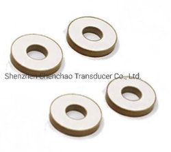 Trasduttore ultrasonico del chip di cristallo di ceramica piezoelettrico per la macchina della mascherina/saldatrice