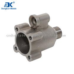 Настраиваемые литого металла ASTM CF8m/316/316Л из нержавеющей стали трансформации тела для механизма