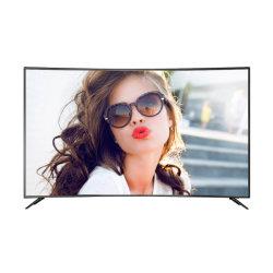 55pouces moniteur LCD de téléphone mobile Live Smart Net TV LED incurvée