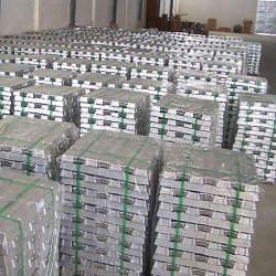 Venta de fábrica plomo Ingot 99,97% plomo puro ingots con bajo Precio