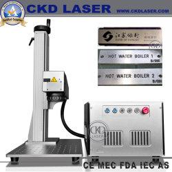 30 Watt Fiber Laser Voor Het Markeren Van Gravure Metaalgereedschap Lager Roterende Ring Machine Alarm Na Proces