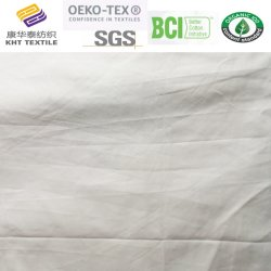 Tessuto grigio della saia del tessuto di cotone 45*45 185X91 3/1 per la tela di base delle tende