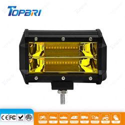 Mini-Flood Auto Luzes de Condução 24V Offroad levou a trabalhar as Luzes de Trabalho para veículo automóvel motociclo