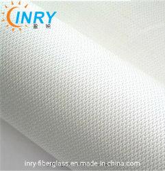 Acrílico/silicona/PVC/PTFE de fibra de vidrio recubierto de tejido de alta temperatura fabricantes