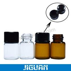 약 스테로이드 유리 10ml 2ml 혈청 병 작은 유리병