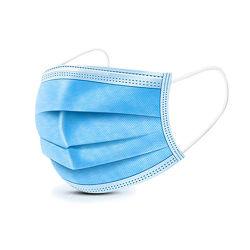 安いDisposableは3執ように勧めるPersonal Health (Non-Medical)のためのFace Maskに