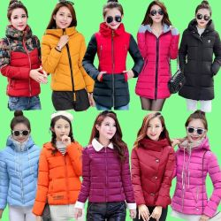 Смешайте стиль одежды женщин хлопок ткани с длинными рукавами (H19-18)