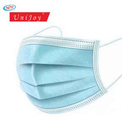 L'anti maschera di protezione del virus 3ply personalizzato il Vietnam mette a strati l'imballaggio della casella del sacchetto della maschera di protezione