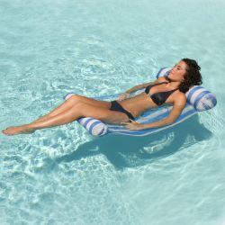 Drijvende Bed van het Water van het Bed van het Strand van de Zomer van de Mat van het Zwembad van de Stoel van de Zitkamer van de Hangmat van de lucht het Opblaasbare