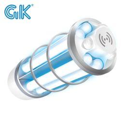 Lampada UVC portatile ultravolata da 80 W con telecomando e intelligente Sensori per disinfezione di aria e superfici
